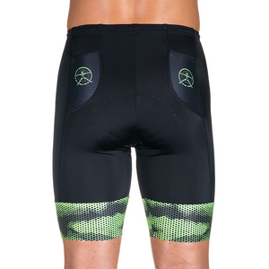 ULTRA TRI SHORTS CAMO GREEN