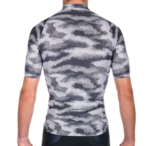 ELITE SLEEVED TRI TOP CAMO WHITE