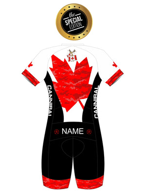 WOMEN'S SPECIAL EDITION CANADA IRONMAN PRO ELITE SUIT