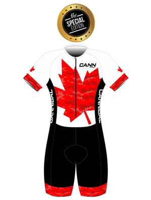 SPECIAL EDITION CANADA IRONMAN PRO ELITE SUIT