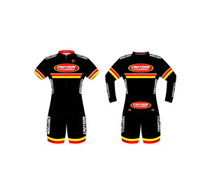 CUSTOM SHORT SLEEVE SKINSUIT