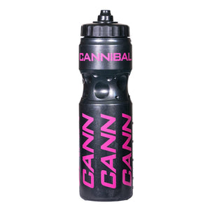 CANN Drink Bottle Black Pink