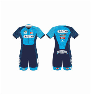 CUSTOM ELITE SLEEVED TRI SUIT