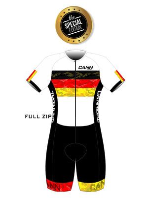 WOMEN'S SPECIAL EDITION GERMANY IRONMAN PRO ELITE SUIT