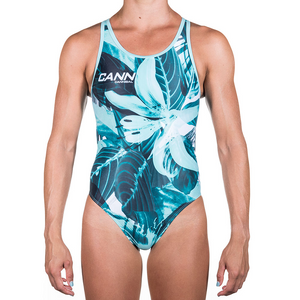 GIRLS TROPIC ICE 1 PIECE