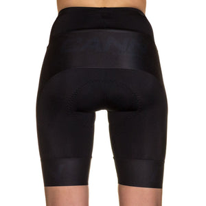 JUNIOR BLACK CYCLE SHORTS