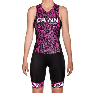 WOMEN'S MAYHEM PINK ULTRA TRI SUIT