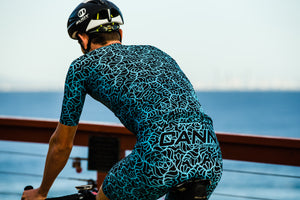 MAYHEM BLUE AERO JERSEY - LIMITED EDITION