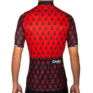 APACHE RED CYCLE JERSEY