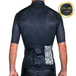 MAYHEM BLACK AERO JERSEY - LIMITED EDITION