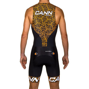 MAYHEM ORANGE ULTRA TRI SUIT