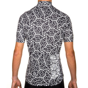 MAYHEM WHITE CYCLE JERSEY
