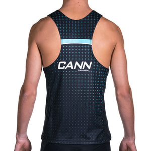 Men's Midnight Running Singlet