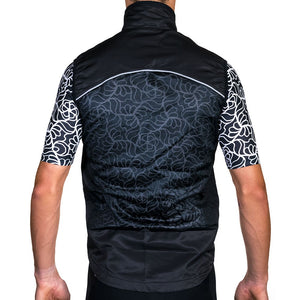 MENS CYCLE VEST PRO FIT LIGHTWEIGHT