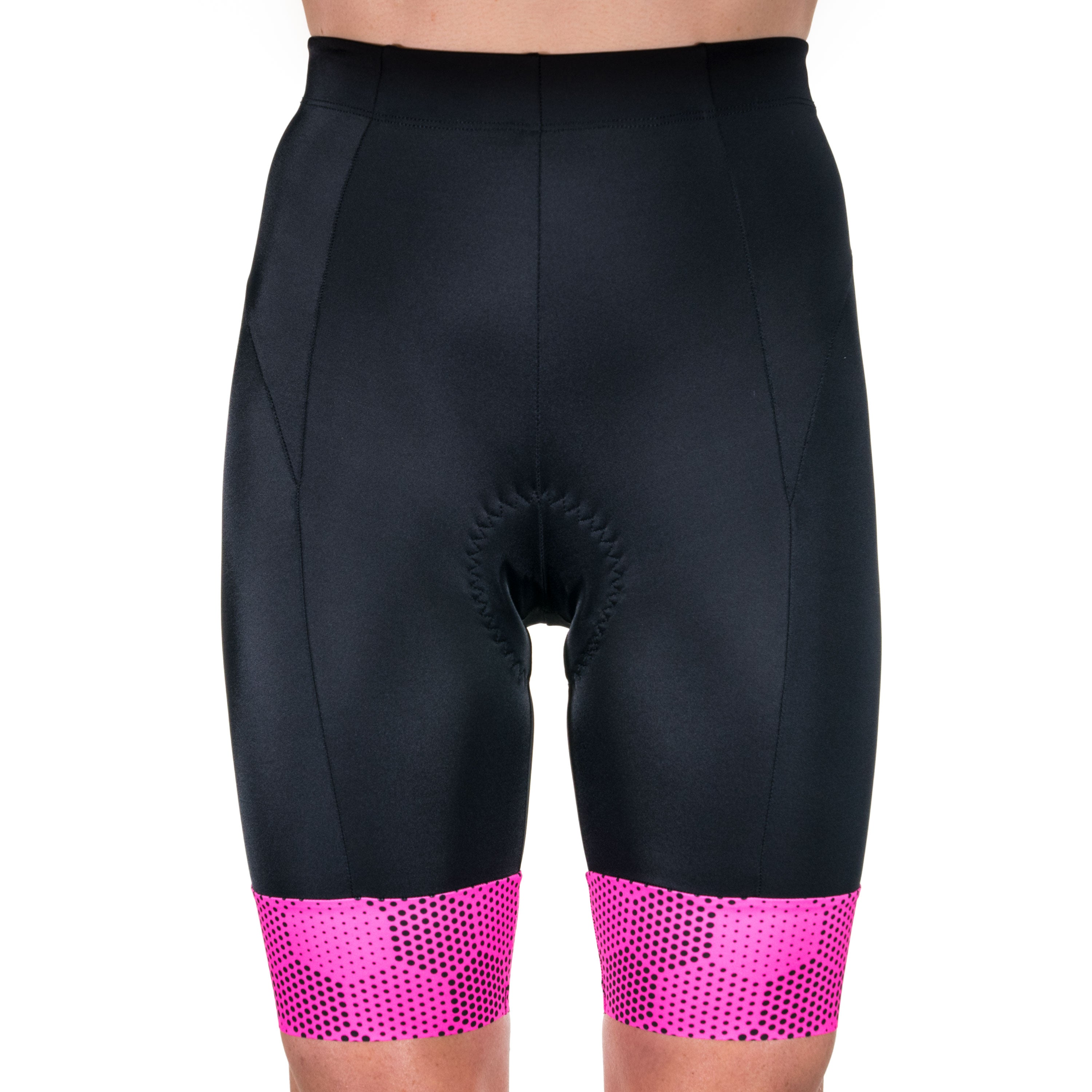 WOMEN'S HEXHAM PINK CYCLE SHORT