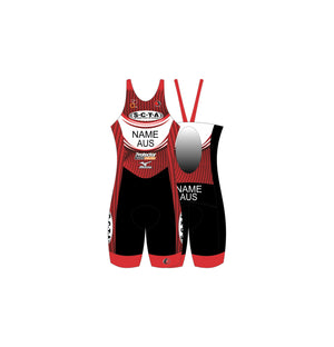 CUSTOM ITU LADIES KEYHOLE TRI SUIT