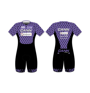 SEMI CUSTOM ELITE SLEEVED TRI SUIT