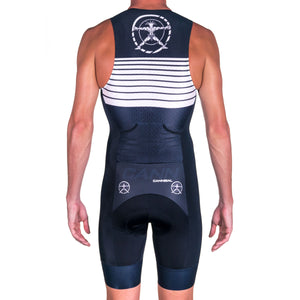 SHUTTER WHITE ULTRA TRI SUIT