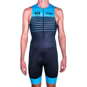 SHUTTER BLUE ULTRA TRI SUIT