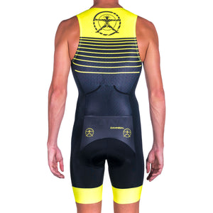 SHUTTER YELLOW ULTRA TRI SUIT