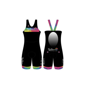 CUSTOM LADIES KEYHOLE TRI SUIT