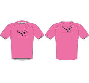 CUSTOM KIDS HIGH VIS WET SHIRTS - LONG & SHORT SLEEVE