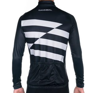 SPLIT SILVER WINTER LONG SLEEVE JERSEY