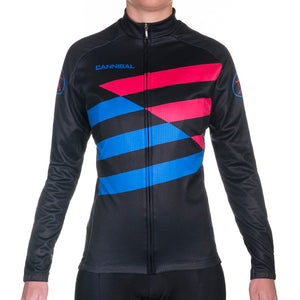 WOMEN'S SPLIT WINTER LONG SLEEVE JERSEY
