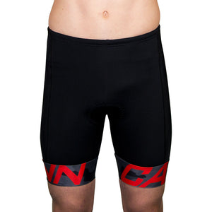 CAMO ULTRA TRI SHORTS RED