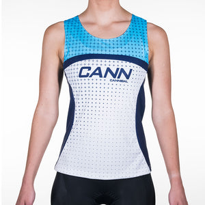Women's Midnight Running Singlet