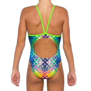 GIRLS JEWEL ONE PIECE