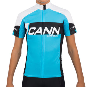 JUNIOR CANN FLUORO BLUE JERSEY