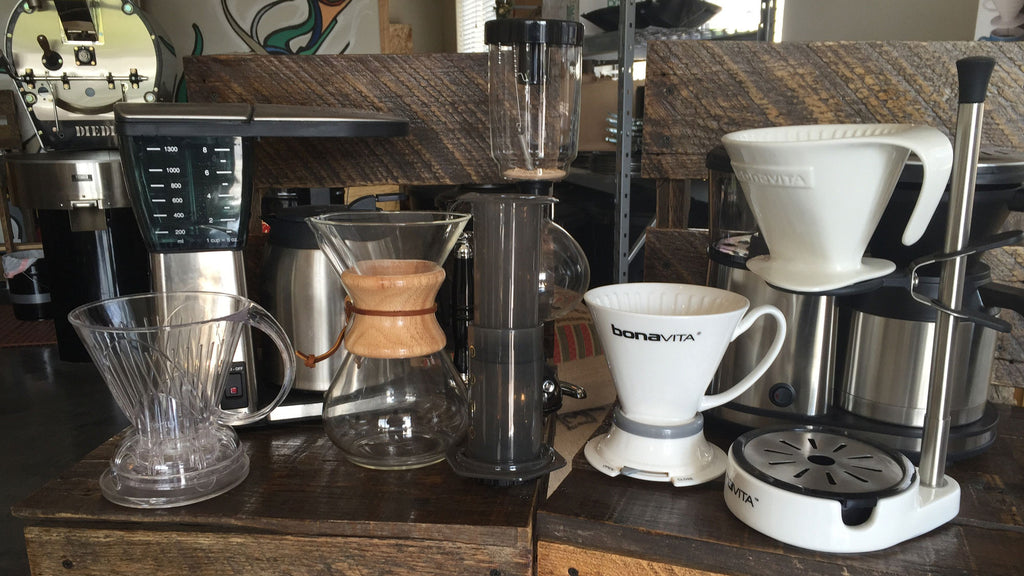 You Can Never Have Too Many Coffee Machines