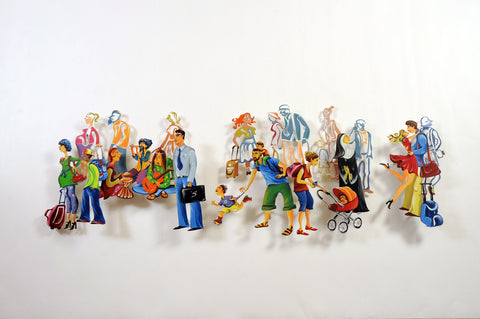 wall sculpture joyart