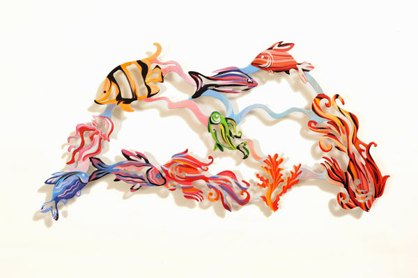 Medium Fish wall art - joyart gallery - 1