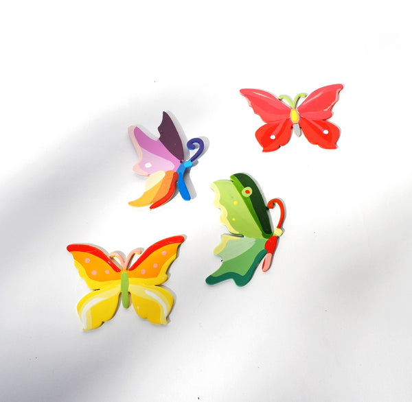 My Butterflies Collection - butterflies metal artwork -  joyart gallery - 1