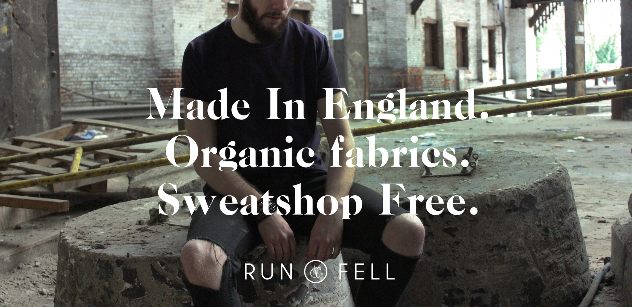 RUN&FELL Made In England