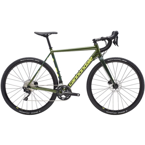 Cannondale CaadX Disc 105 Hydraulic Cyclocross Bike 2019*