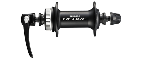 Shimano Deore M615 Disc Hub Set Center Lock 36 Holes