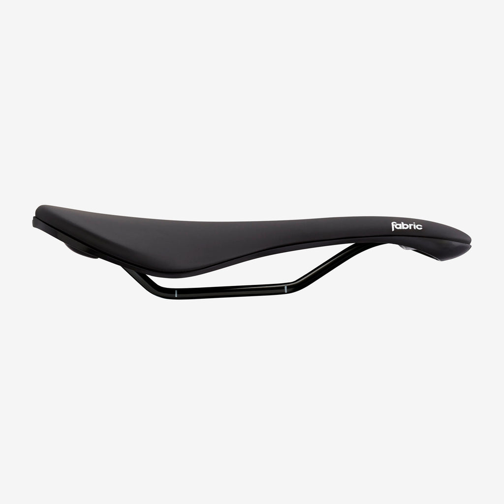 Fabric Line Sport Shallow Saddle (Steel)