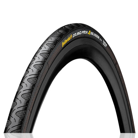 Continental GP 4 Season Road Clincher Tires (Pair) - Folding