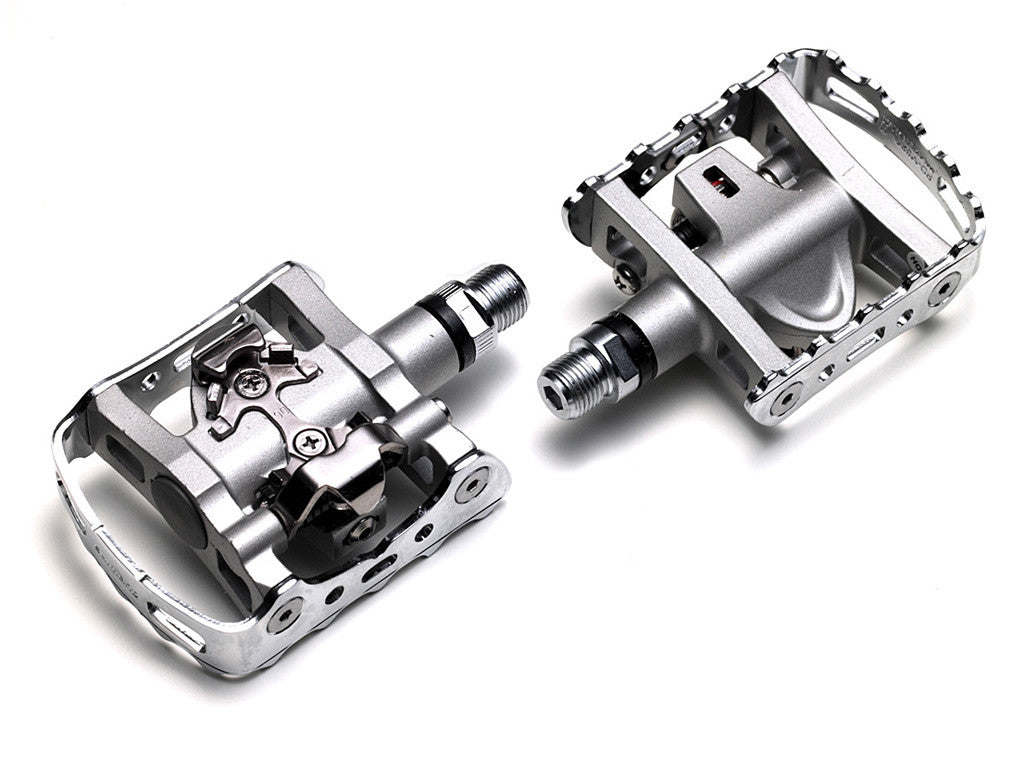 Shimano M324 Clipless/ Flat MTB Pedals