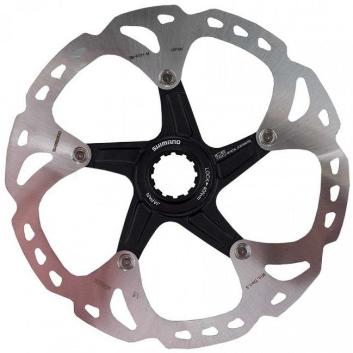 Shimano XT RT81 Ice-Tech Centerlock Disc Rotors