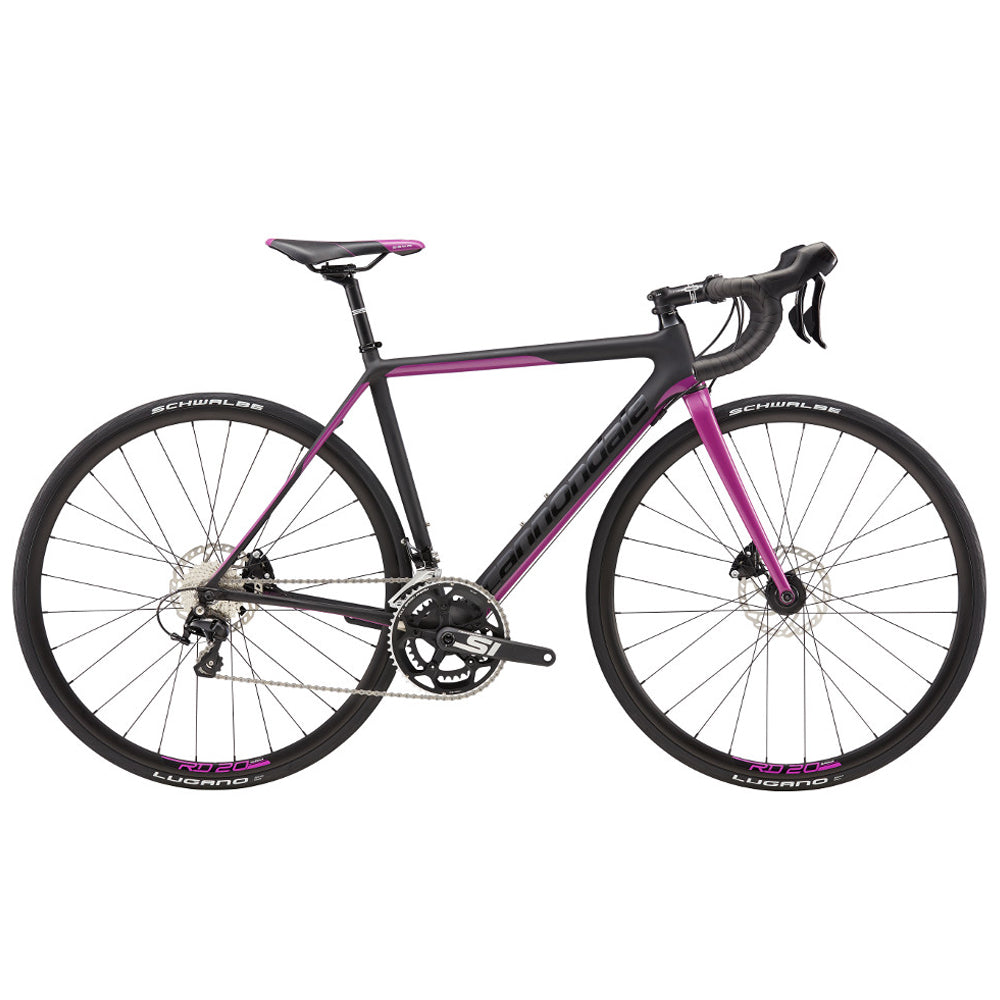Cannondale SuperSix 105 Disc Road Bike Women's 2019*