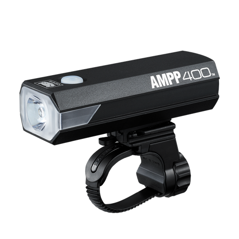 Cateye AMPP 400 HL-EL084RC Headlight