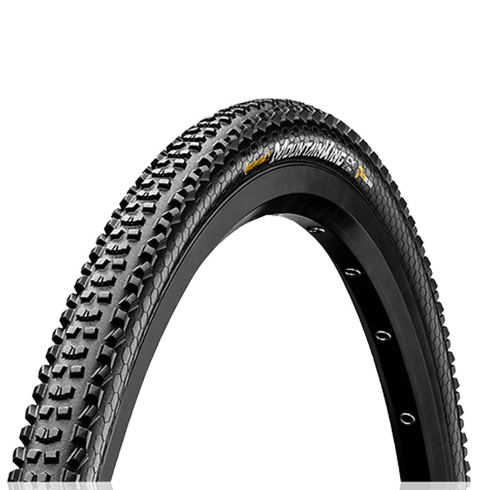 Continental Mountain King CX Cyclocross Tires - Folding