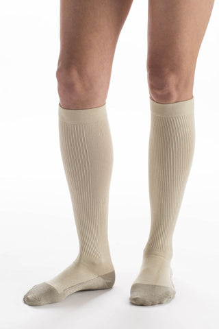 Carolon Couture 15-20 mmHg Compression Cushion Foot Socks