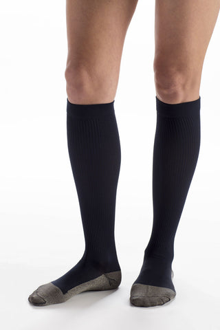 Carolon Couture 15-20 mmHg Compression Dress Socks