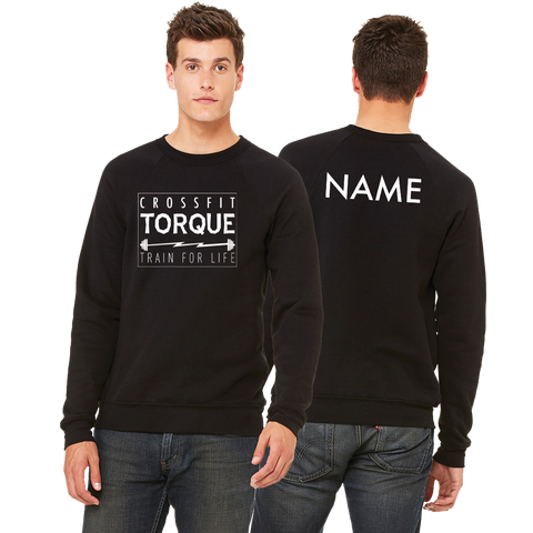 CFT Unisex Fleece Crew Sweater