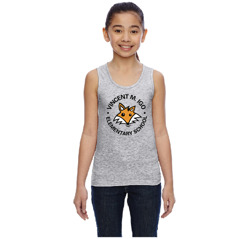 IGO Youth Girls Tank Top
